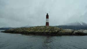 Lighthouse Island 1 by fuguestock