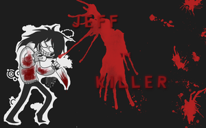 Jeff The Killer Free Wallpaper by GhostsNStuffx