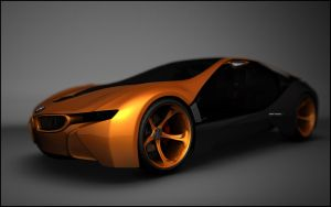 Concept BMW i8 Face by accau