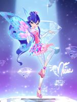Winx Club: Musa Tynix by Cyberwinx
