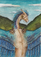 ACEO - Aishila by SuzanneLaither