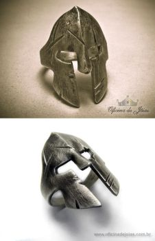 Spartan Ring by raulsouza