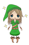 Linkage - Animated Pixel - OC by Linkage92