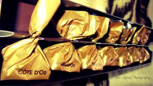 Cote D'Or candy by irenoginski