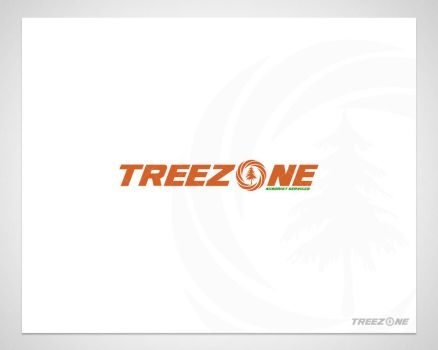TREEZONE Logo by TheDrake92