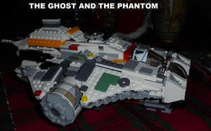 THE GHOST AND THE PHANTOM by TMNTFAN85