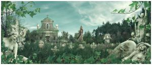 Cemetery by inSOLense