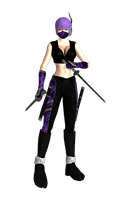 Ayane mod by WoundedWrath