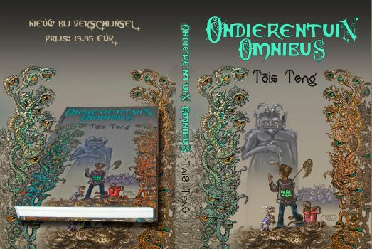 cover for ONDIERENTUIN OMNIBUS by taisteng