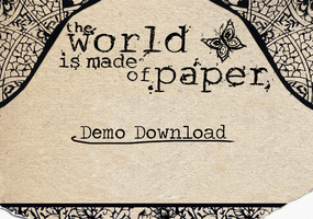 The World Is Made of Paper Demo Download by WorldofPaper