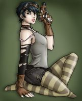 Steampunk by lawlietlk