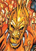 Larfleeze Sketch Card by mmunshaw