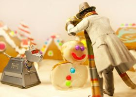 Christmas in Candy Land by Batced