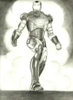 Iron Man by Nthanda827