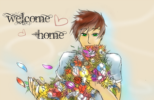 ~Welcome Home~ by Vegavis