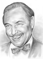 Tennessee Williams by gregchapin