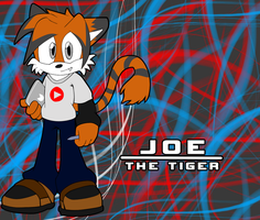 Joe The Tiger by Jet-Plasma