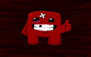 Super Meat Boy by guynietoren