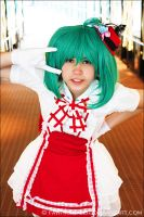 MACROSS Frontier: Ranka LEE by EndlessXDream