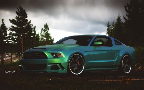 Stang! by pont0