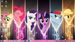 My Desktop by Jerimin19