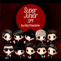 SJ - SPY MV version by MyCherishe