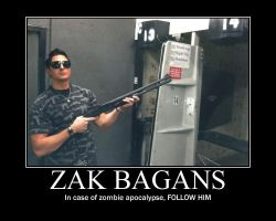 Zak Bagans motivational 2 by KanameRienhartXIII