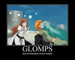 Bleach Glomps by trebor469