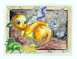 Will-O-Wisp ACEO by LimehouseBlues