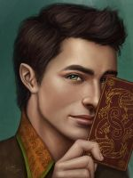 Tobias (Chronicles of Thedas) by DragonReine