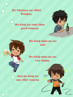 Philippines is a Mild Drinker pg 00 by ExelionStar
