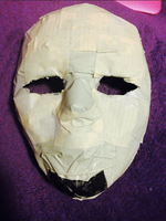 ducktape mask by nwuch
