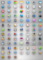 OS X icons by TigerCat-hu