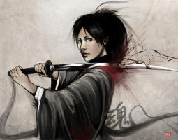 Soul Of Sword by LUN2004