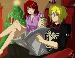 .+Merry Christmas+. by cracket