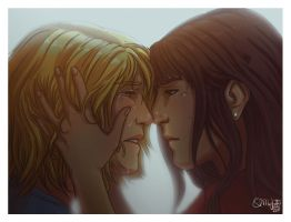 Faberry I was always here by patronustrip