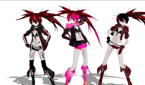 .||RubySB Moonlinght Sapphire Demon BDS Sisters||. by BlackRockStar123