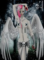 NEW Angel of Death III by Mad3m0is3ll3-K3y