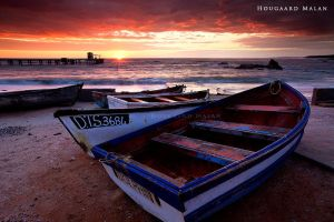 At Rest II by hougaard