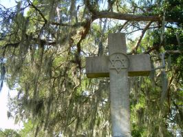 Cross with Star of David by dyingbeauty-stock