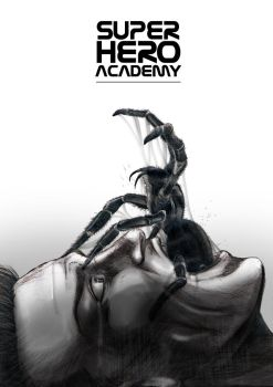 Superhero Academy by Vincent-A-Silence