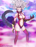 Mirajane's Take Over by D-Prodi3y
