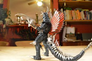 S.H Monsterarts Gigan (9/?) by GIGAN05
