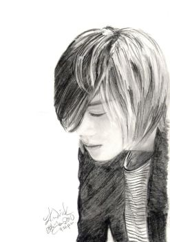 Kim Hyun Joong by SourShade