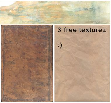 3 mixed free textures by Tsabo6