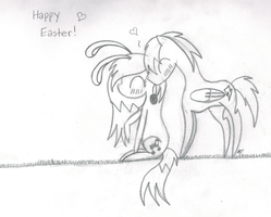 Happy Easter!~ by Winter-218