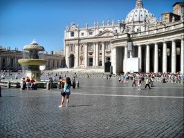 Vatican by Nataly1st