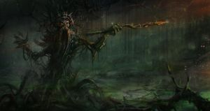 King of the Mire by Kashivan