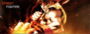 Street Fighter_Ryu Sig by Noxigen