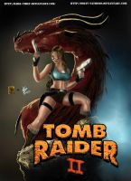 Collaboration: Tomb Raider II by Dark-thief